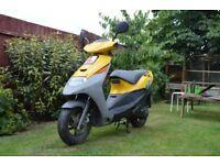 Suzuki AP50 Motorcycle - 49cc