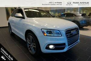 2014 Audi SQ5 SQ5  NAVI, 21'', FINITION DE CARBONE * PROMO