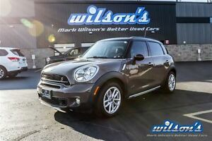 2015 MINI Cooper Countryman WS  COUNTRYMAN! AWD! PANORAMIC ROOF!