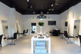 Be your own boss - rent a chair in an exclusive hair salon