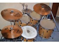 Yamaha Stage Custom Drums