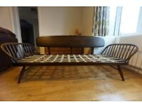 Ercol Day Bed, Studio Couch, Ercol Sofa, Ercol Settee , 3 Seater Sofa , Settee Frame Project