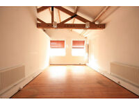Shoreditch warehouse loft style office space // 1,184 sq ft // £57,424 pa