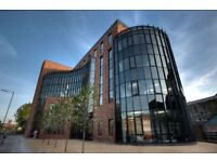 Office space to rent in Liverpool's Baltic Triangle, small-medium size, from £210pcm