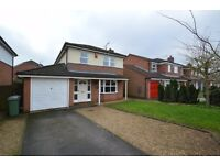 Spacious 4 Bedroom Detached Family Home in Sutton-on-Trent with a Garage and Driveway