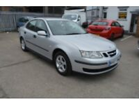 2007 SAAB 9-3 LINEAR TID MOT UNTIL NOVEMBER 2018