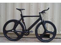 Brand new NOLOGO Aluminium single speed fixed gear fixie bike/ road bike/ bicycles 4m
