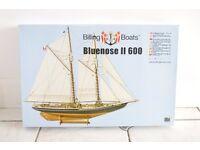 Model Boat Bluenose 11 Series 600 Concept
