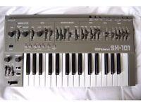 Roland SH-101 (grey), TR-606, x0xb0x - great condition!