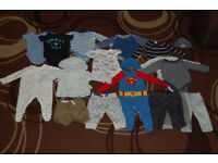 Baby boy bundle of clothes size 3-6 month