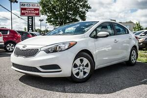 2014 Kia Forte 1.8L LX*BLUETOOTH*A/C*REGULATEUR DE VITESSE*GR EL