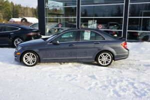 2013 Mercedes-Benz C-Class C 300 4MATIC ,LE MEILLEUR DEAL AU QC