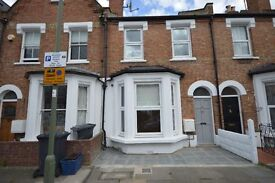 A lovely three / four double bedroom mid-terrace house with private garden. Furnished or unfurnished