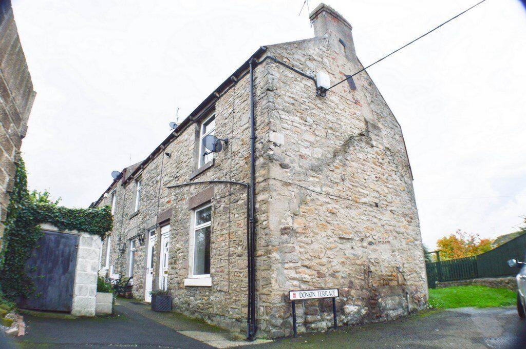 Two bedroom stone terrace crawcrook £495pcm