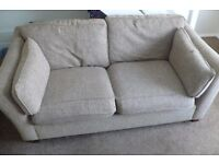 M&S Mark and Spencer 2 seater Comfy Sofa Couch