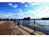 ROYAL DOCKS 1 BED APARTMENT GOOD TRANSPORT LINKS AVAILABLE FOR LONG LET
