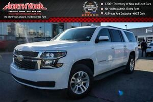 2015 Chevrolet Suburban LT 4WD 7-Seater Leather Sunroof Bose Aud