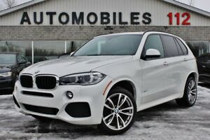 2014 BMW X5 xDrive35i M-package / Navi