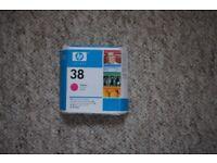 HP 38 Magenta Photosmart Pro B9180 / B8850