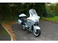 BMW R1100RT ABS Full BMW Luggage, Garmin Sat Nav, Touring Screen and Autocom