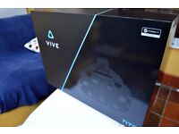 HTC Vive - Boxed & Almost Brand New