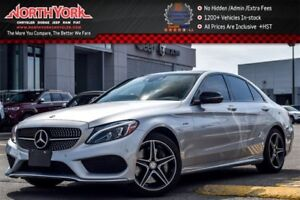 2016 Mercedes-Benz C-Class C450 AMG |4MATIC|Multimedia,Prem.2 Pk