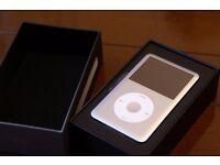 Silver 160GB Ipod 6th Gen Boxed