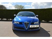 VERY LOW MILEAGE ALFA ROMEO GT CLOVERLEAF
