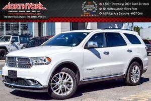 2015 Dodge Durango Citadel|AWD|CleanCarProof/1-Owner|Pop Equip,T