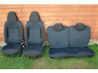 2010 peugeot 107 millers seats complete with air bags