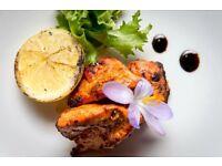 Indian Tandoori Chef