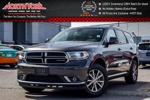 2015 Dodge Durango Limited AWD|Leather|Keyless Go|R.Start|RearCa