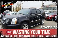 2013 Cadillac Escalade Luxury | Sunroof | Leather Seats | Sirius