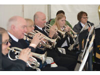 Baritone and Bb Bass player wanted for BRASS band in Bushey area (d)