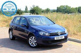 2010 Volkswagen Golf 1.4 TSI SE 5dr £6995