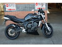 **CHRISTMAS SALE NOW ON**YAMAHA FAZER FZ6**£1995**