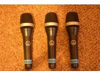 AKG D5 Dynamic Vocal Microphone Not SM58, e945