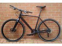 Orbea Vector 30 hybrid bike size Medium
