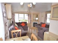 Pre-loved static holiday home on small Yorkshire Dales beauty spot.