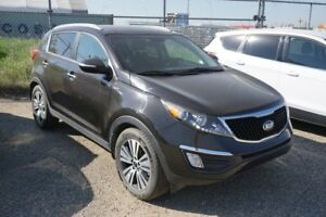 2015 Kia Sportage EX Nav Heated AC Seats, Power sunroof, heated