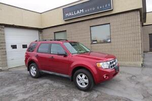 2009 Ford Escape XLT Automatic 4WD, Hitch