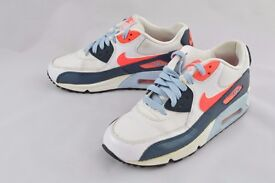 Nike Air Max 90 Womens Trainers Size 4