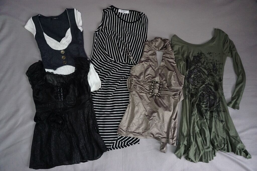 Women Ladies Clothes Bundle Size 8 10in Sherwood, NottinghamshireGumtree - Women Ladies Clothes Bundle in size 8 10 mix of Jane Norman, Laura Ashley, Grape, Next, all in perfect condition. From smoke and pet free home