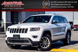 2015 Jeep Grand Cherokee Limited|CleanCarProof/1-Owner|Nav|RearC