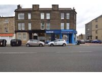 2 bedroom furnished flat to rent on Joppa Road, Musselburgh (professionals only)