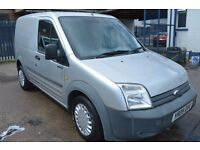 2009 FORD TRANSIT CONNECT T200 LX90 MOT UNTIL MARCH 2018