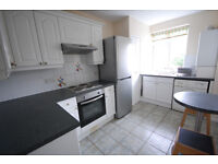 Freshly decorated, two double bedroom, 1st floor flat with a small balcony in Chiswick.