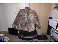 Camouflage X Large TFGear Advantage Jacket.