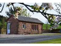Summer 2018-7 night stay 2-9/7/18 in a converted Railway Weigh Office - Penrith, Cumbria (The Lakes)
