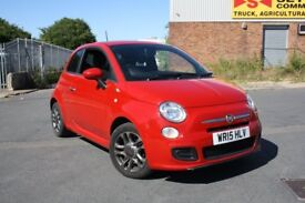 Fiat 500s **Low Price** Full Fiat Service History**Good Condition**